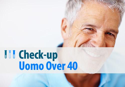 Check-up Uomo Over 40